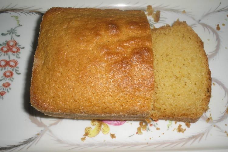 Gâteau crème de coco