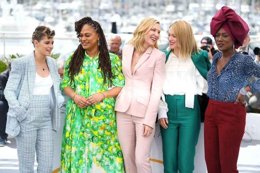 Violences faites aux femmes: le Festival de Cannesdans l'action