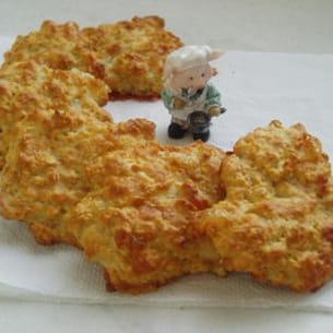cookies au fromage de chèvre