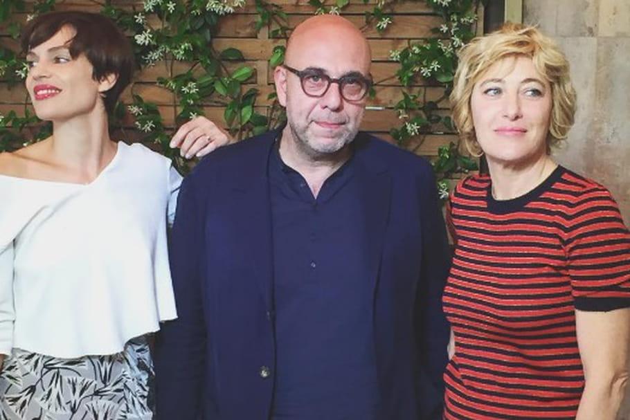 """Paolo Virzi : """"L'angoisse, la peur etle malheursont les thèmes de notre époque"""""""