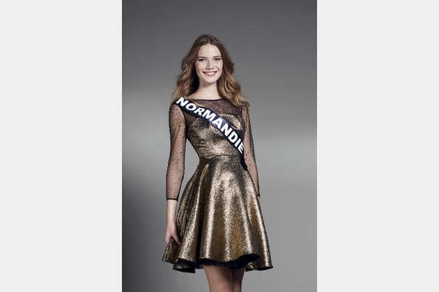 Miss Normandie - Esther Houdement