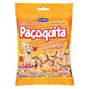 paçoquita, bonbons aux cacahuètes