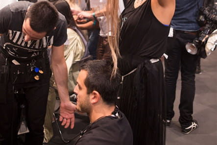 Gucci (Backstage) - photo 3
