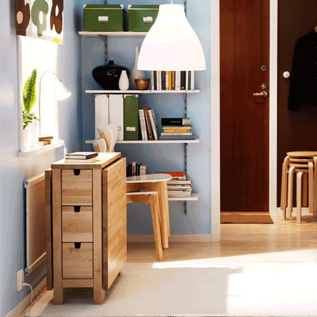 table rabats norden par ikea. Black Bedroom Furniture Sets. Home Design Ideas