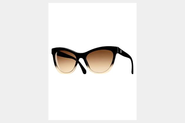 """Lunettes de soleil """"Œil de Chat"""" de Chanel"""