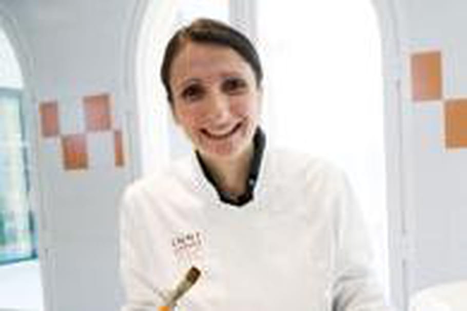 Anne-Sophie Pic, la cuisine en héritage