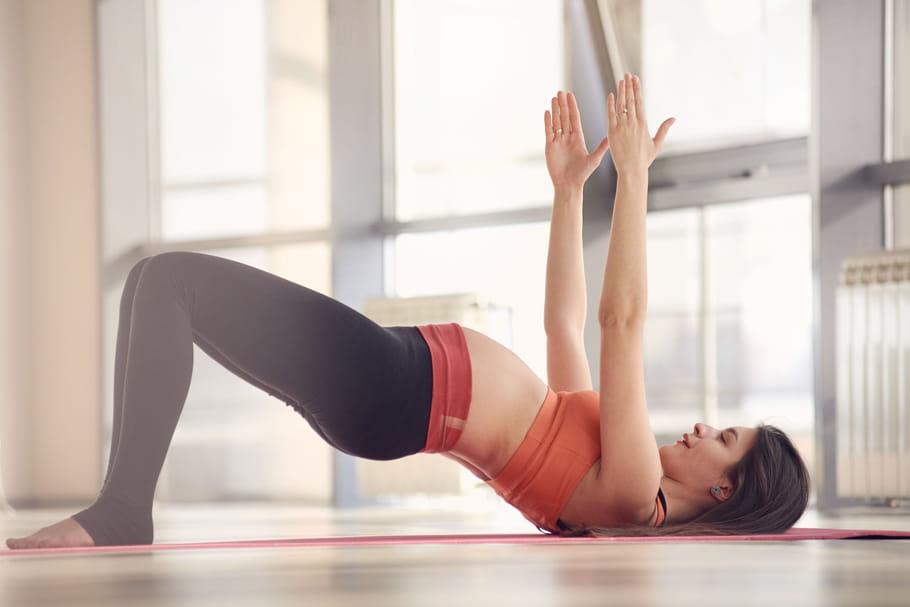 Sport et grossesse: bienfaits, recommandations et exercices