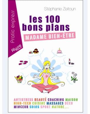 les 100 bons plans madame bien-être