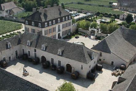 Le château de Pommard