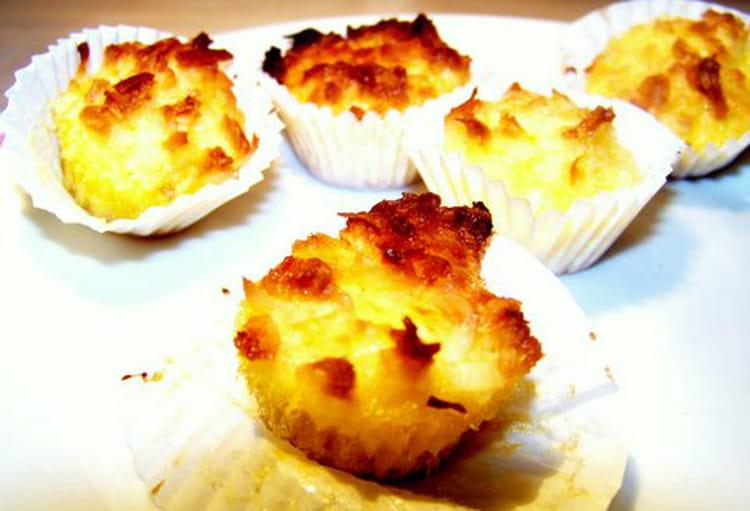 recette de petits gâteaux à la noix de coco : la recette facile