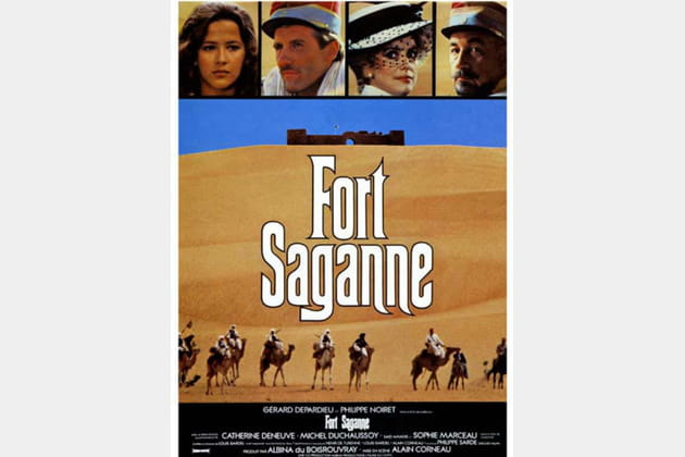 Fort Saganne (1984)
