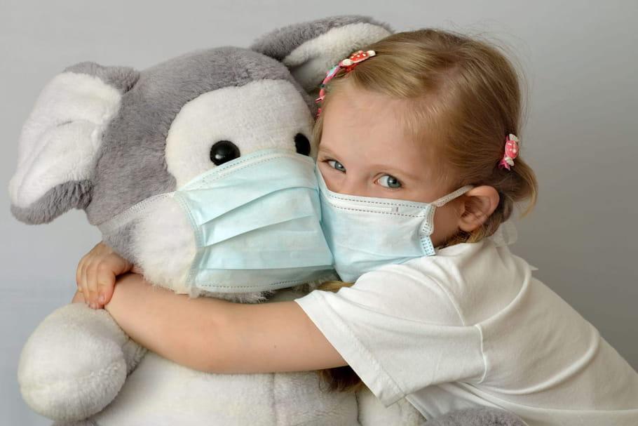 Masque à l'école: mon enfant allergique doit-il porter un masque?