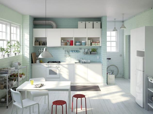 h ggeby cuisine agr able vivre d 39 ikea. Black Bedroom Furniture Sets. Home Design Ideas