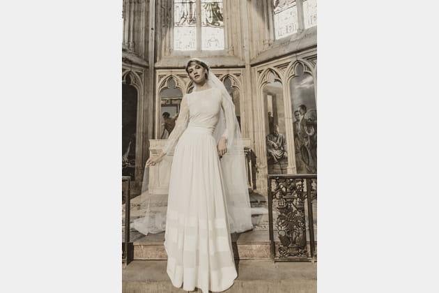 Robe de mariée Poème, Victoire Vermeulen