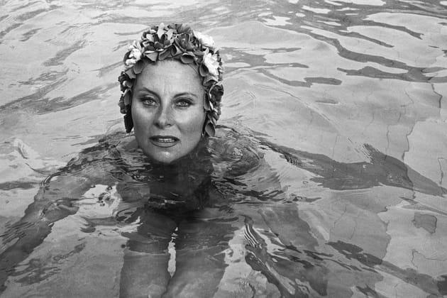 Dans l'eau, à Monte-Carlo, 1964