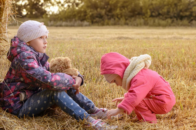 Moins de risque d'allergie chez l'enfant qui grandit à la ferme
