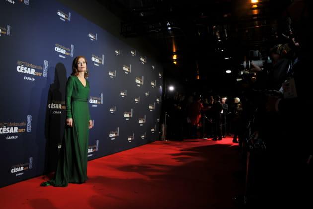 Le tapis rouge des César 2017