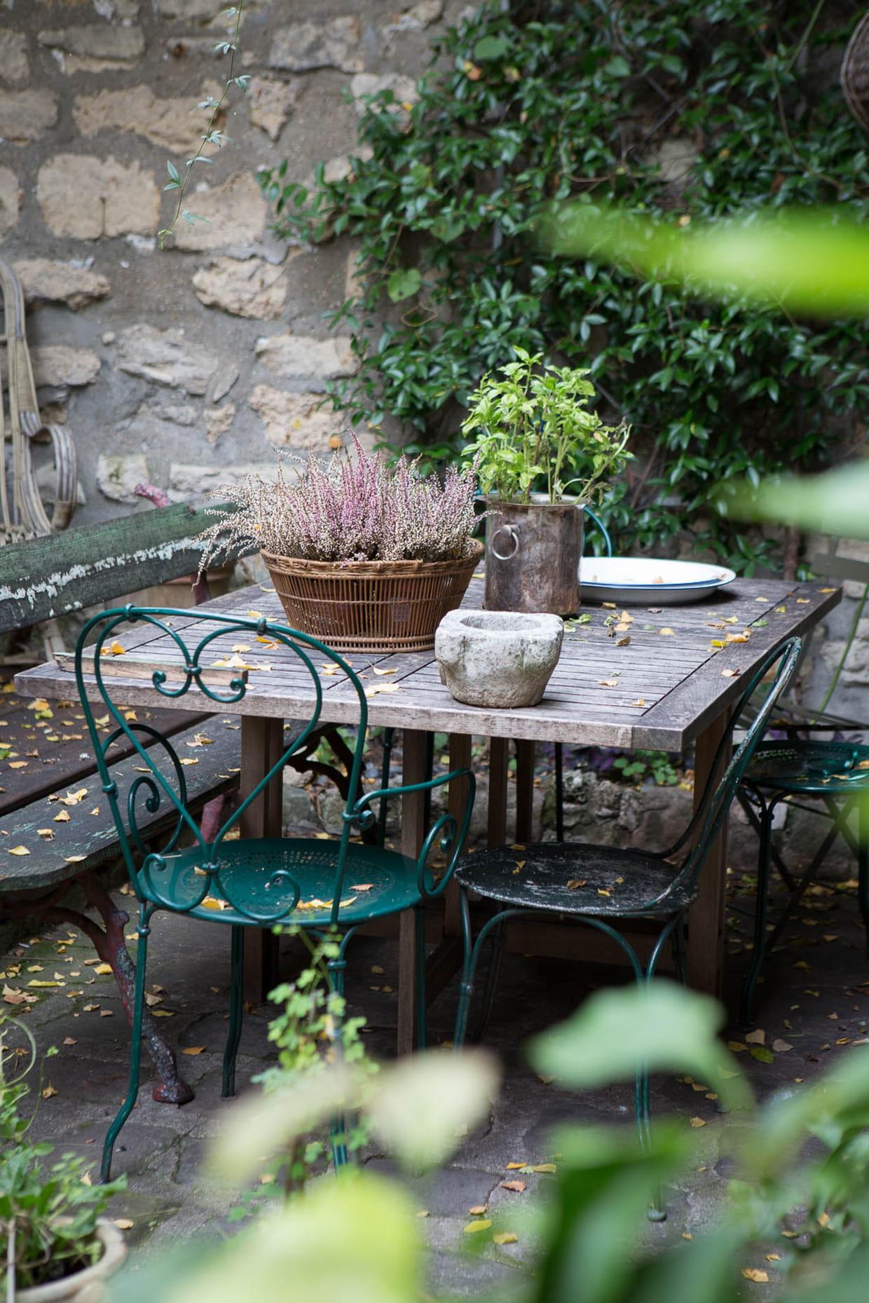 Salle manger outdoor - Deco jardin journal des femmes toulouse ...
