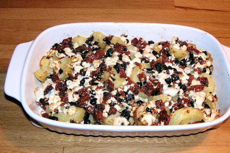 Pommes de terre à la feta