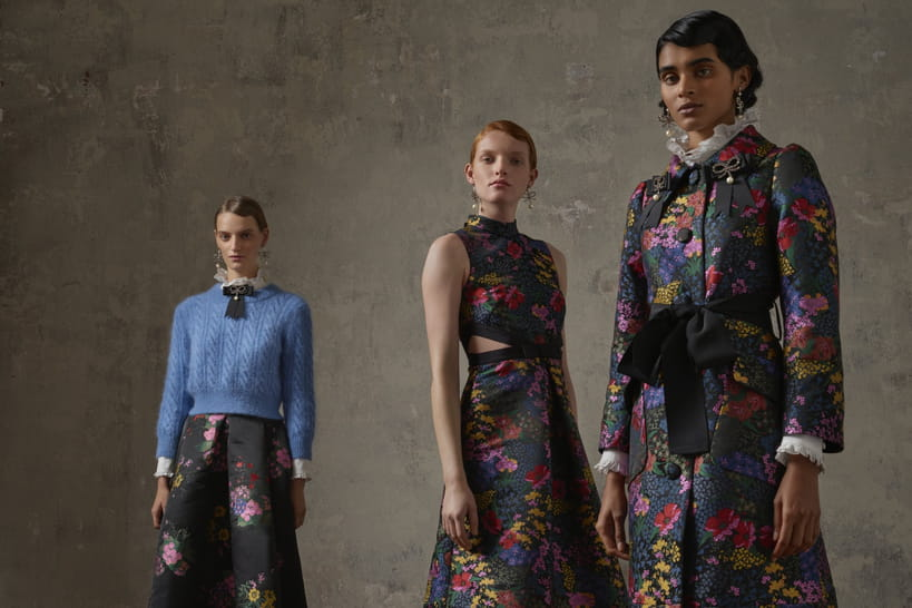 ERDEM X H&M : le lookbook de la collection