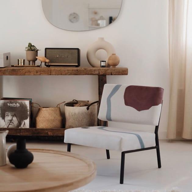 L'objet du désir: le fauteuil 02Ulysse de Babel Brune