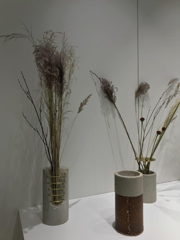 Les vases upcyclés de Paola Sakr