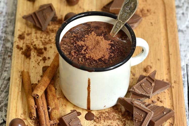 Le vrai chocolat chaud