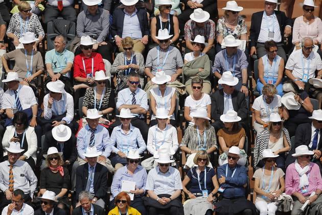 Roland Garros : jeu, set et stars