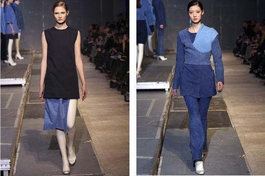 Fashion week prêt-à-porter automne-hiver 2011 : les coulisses du défilé Aganovich 9