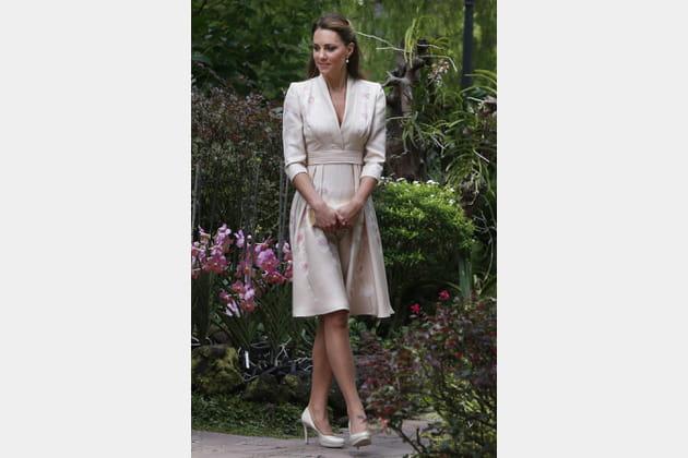 Kate Middleton le 11septembre 2012