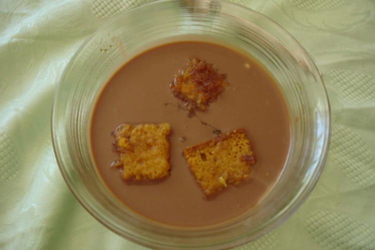 Soupe aux chocolats