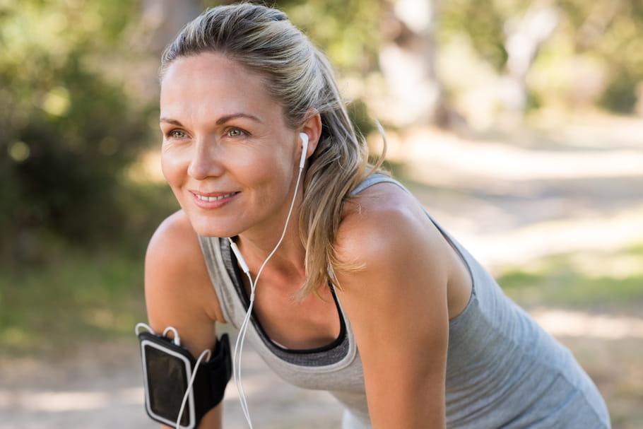 Comment éviter les rougeurs après le sport?
