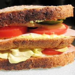 sandwich indien à ma façon