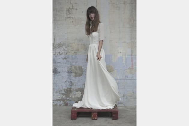 Robe de mariée Ana d'Elise Hameau
