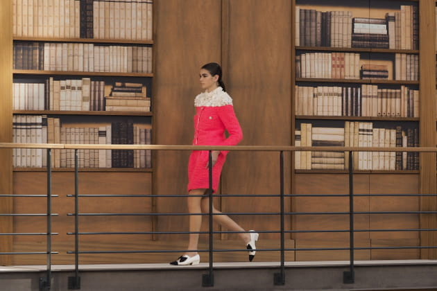 Chanel Haute Couture automne-hiver 2019-2010