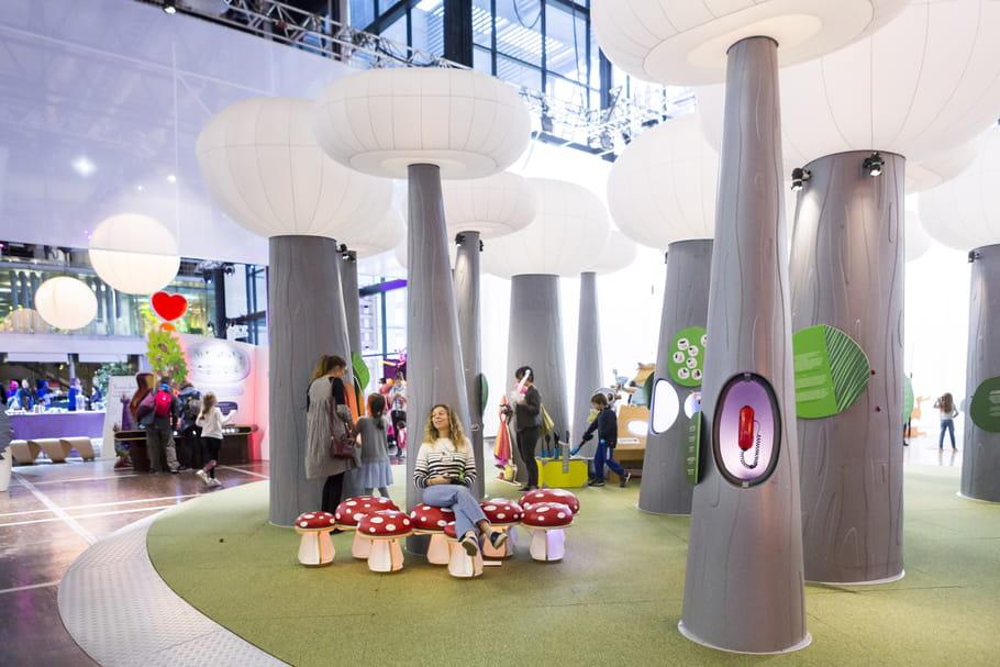 Zoom sur l'expo ludique qui revisite les contes pour enfants