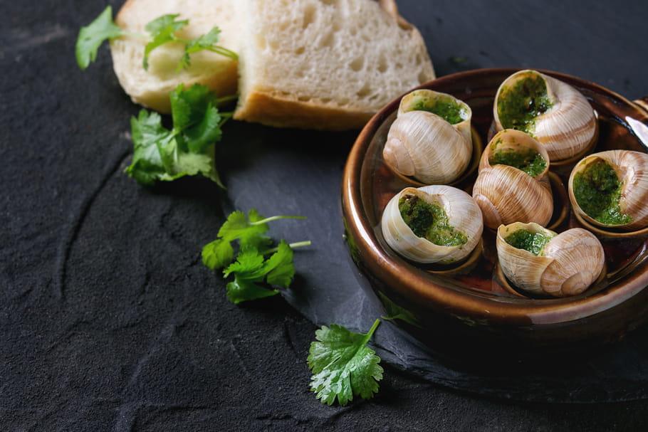 Comment préparer des escargots ?