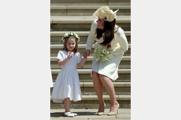 Kate Middleton le 19mai 2018