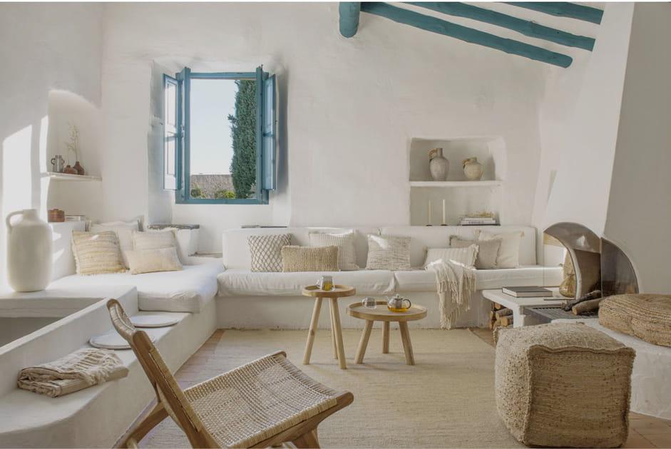 Ces salons ont adopté le style méditerranéen