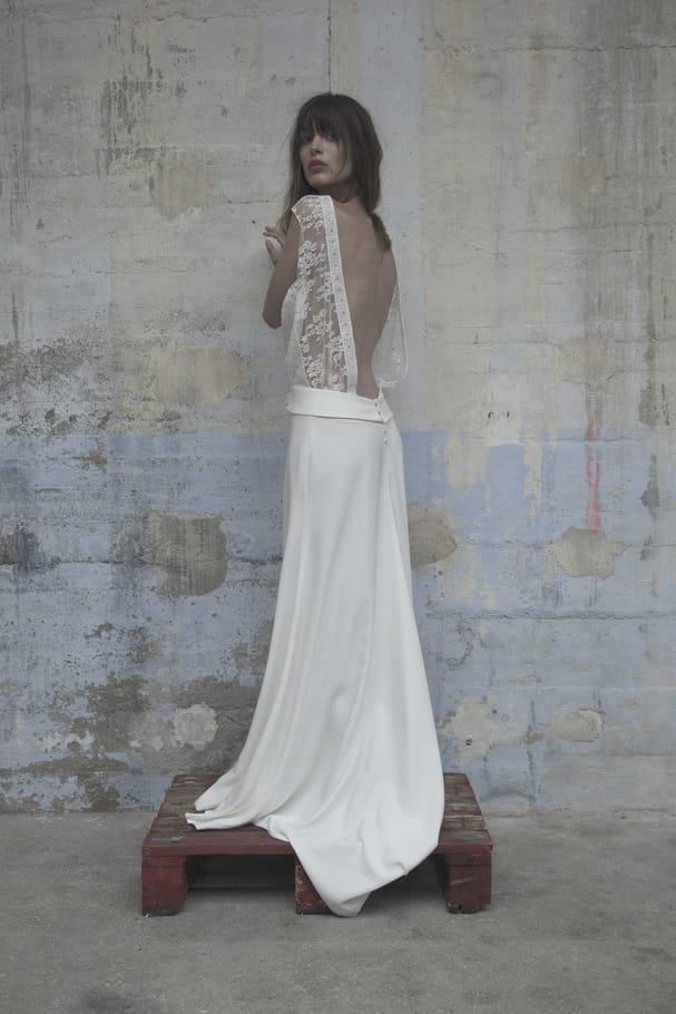 Robe de mariée Erin d'Elise Hameau