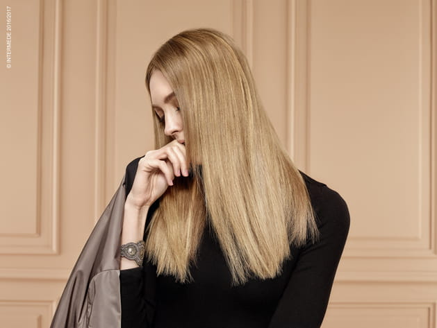 Le balayage blond d'Intermède