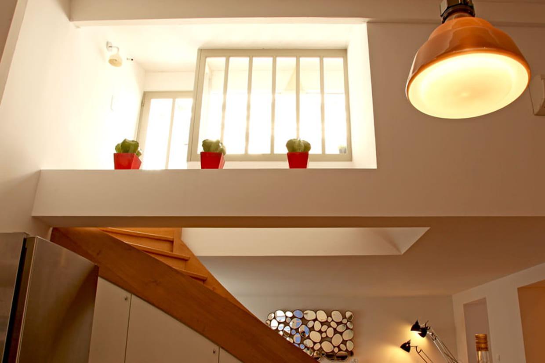 Terrasse en apesanteur - Escalier en apesanteur ...