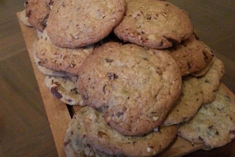 Cookies aux fruits secs à croquer