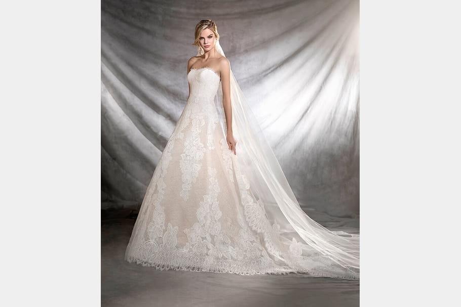 Robe de mariée Orieta, Pronovias