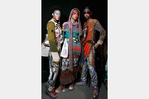 Fashion East (Backstage) - photo 22