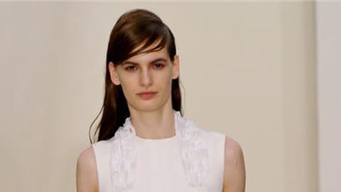 Défilé Christian Dior haute couture printemps-été 2014