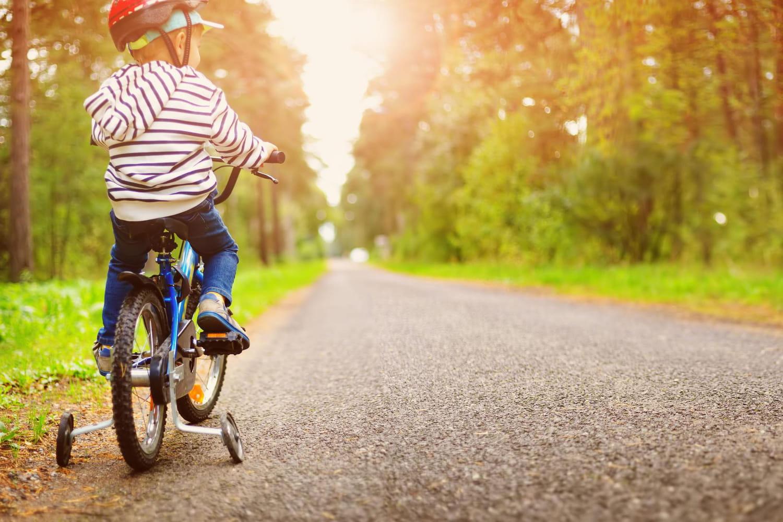 Vélos enfants: les modèles selon son âge