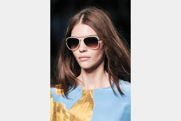 Les lunettes façon pilote de Paul Smith
