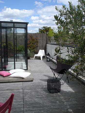 Apr s une terrasse zen - Youtube deco jardin paris ...