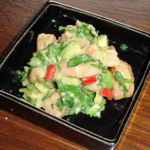 ceviche asiatique